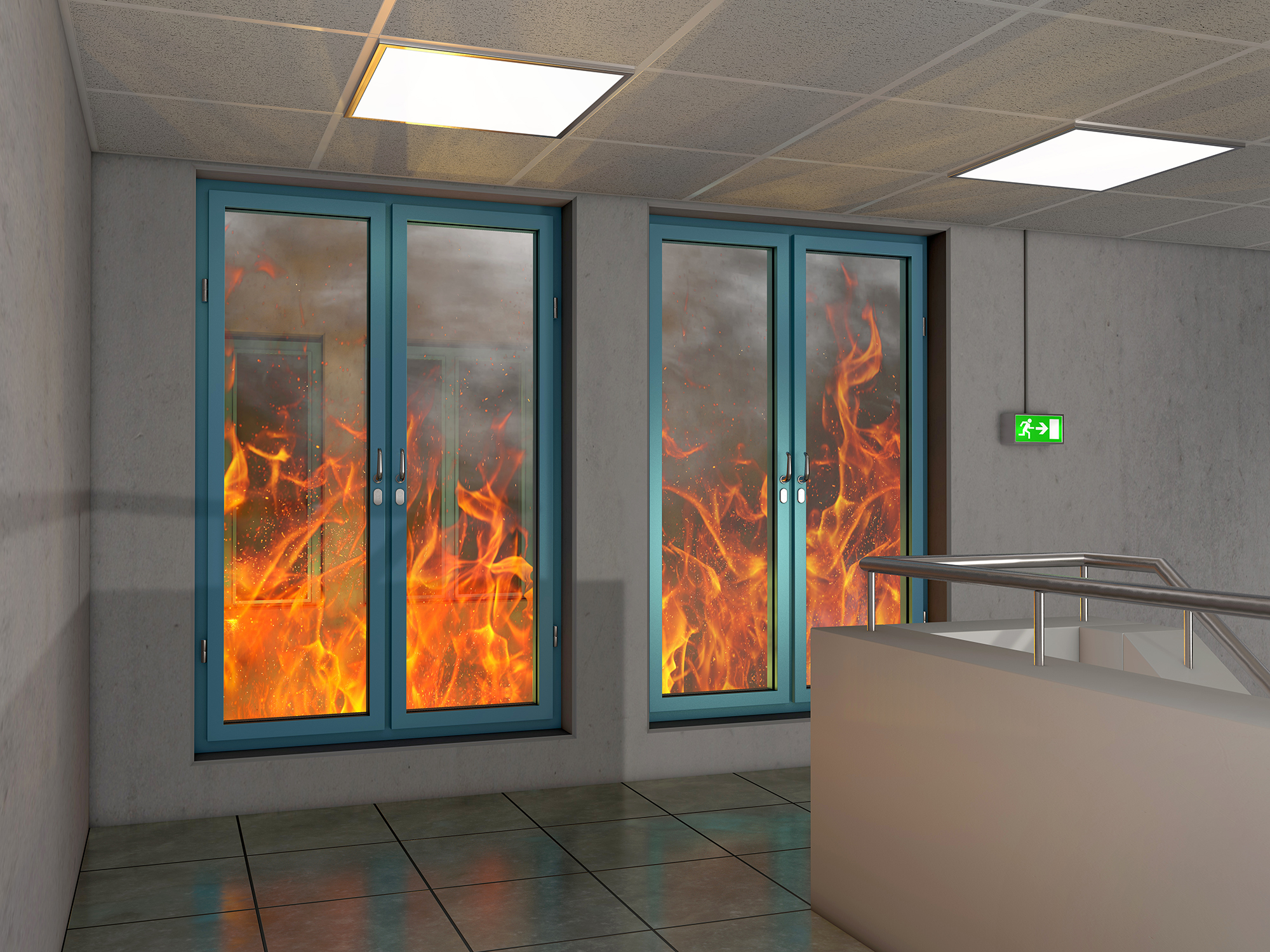 NVQ Passive Fire Protection